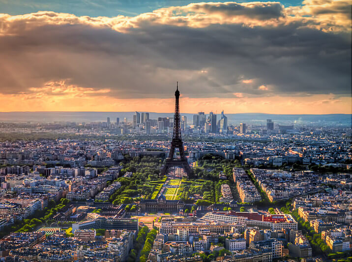 List your space or park in Paris
